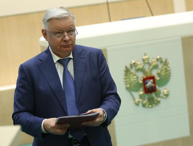 Глава Федеральной миграционной службы Константин Ромодановский