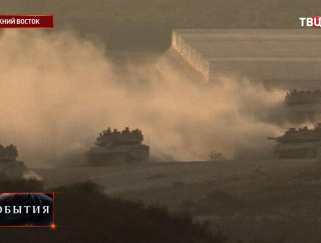 Израильские военные на Ближнем востоке