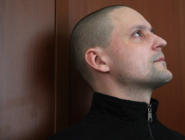 Оглашение приговора С.Удальцову и Л.Развозжаеву в Мосгорсуде