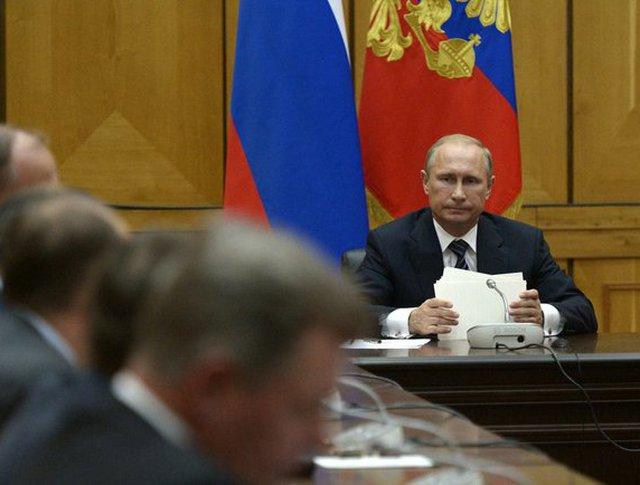 Заседание Совбеза в Севастополе