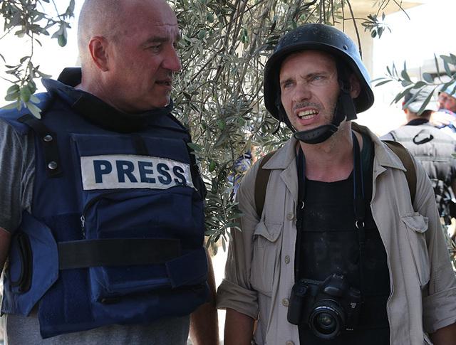 Журналист Андрей Стенин