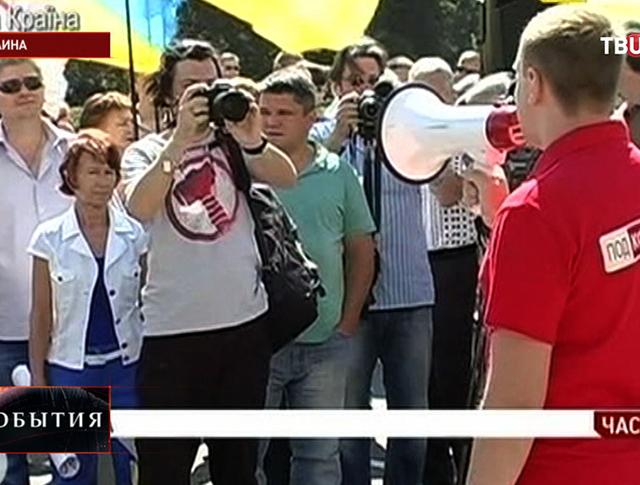 Репортаж Украинских СМИ