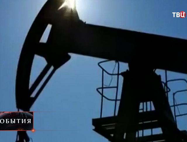 Нефтедобывающая вышка