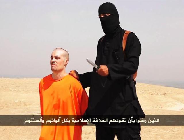 Казнь американского журналиста Джеймса Фоули