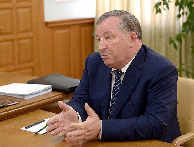 Исполняющий обязанности губернатора Алтайского края Александр Карлиным
