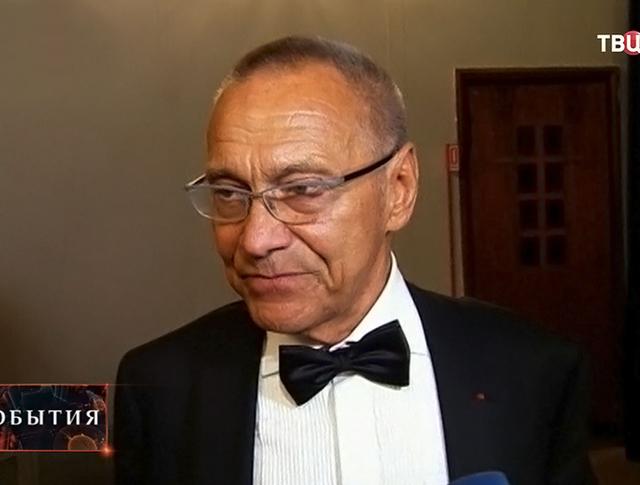 Режиссёр Андрей Кончаловский