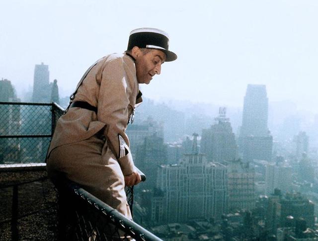 Смотреть фильм жандарм в нью-йорке 1965