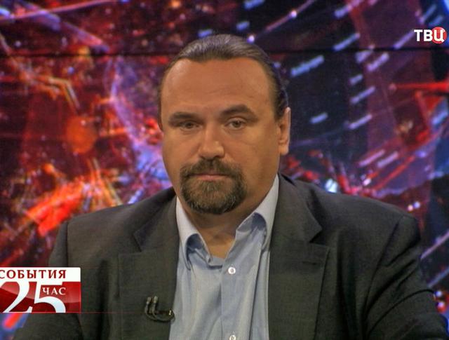 Политический обозреватель Александр Чаленко