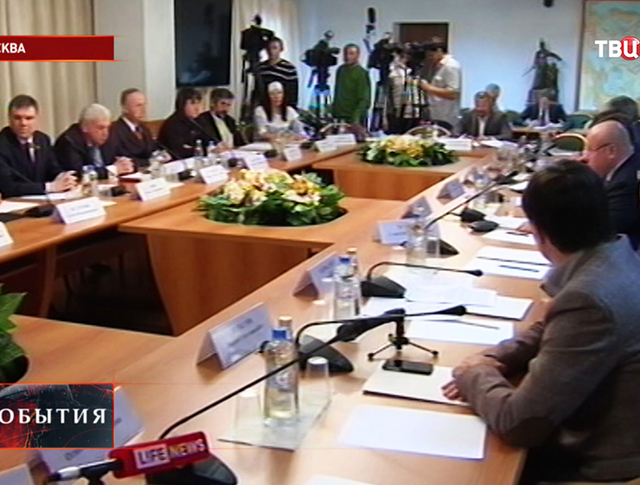 Заседание комитета нижней палаты парламента