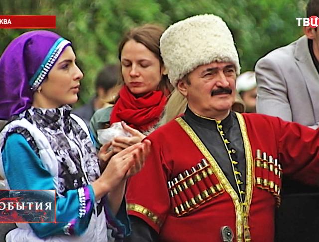 """Фестиваль осетинской культуры """"Фарн"""""""