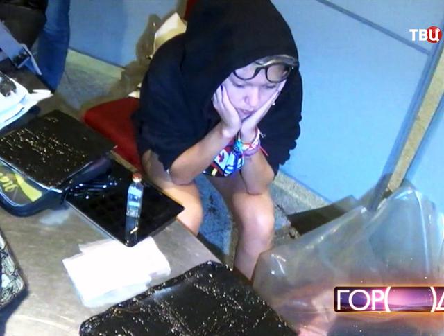 28-летняя россиянка, которая пыталась ввезти из Дубая три килограмма кокаина