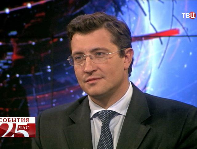 Глеб Никитин, первый заместитель министра промышленности и торговли РФ