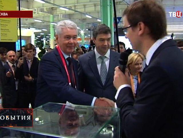 """Сергей Собянин на форуме """"Открытые инновации"""""""