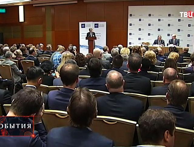 Заседание Ассоциации европейского бизнеса
