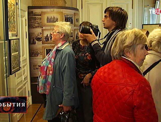 Выставка посвящённая российским сестрам милосердия