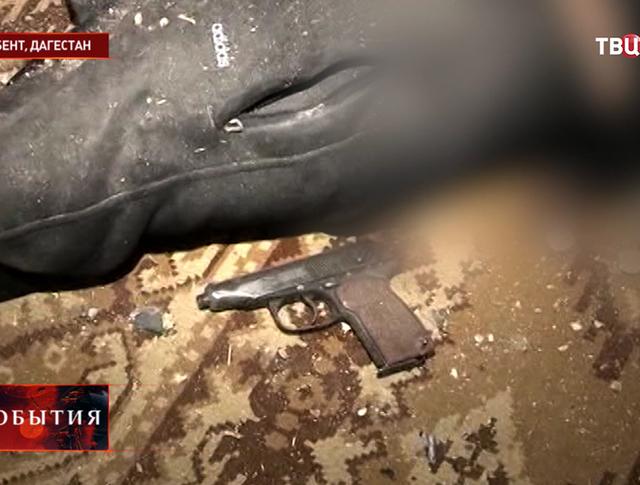 Силовики обезвредили боевиков в Дербенте