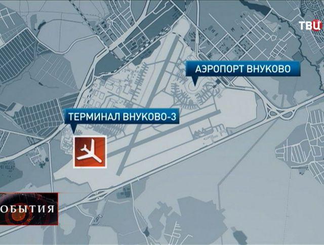 "Генплан аэропорта ""Внуково"""