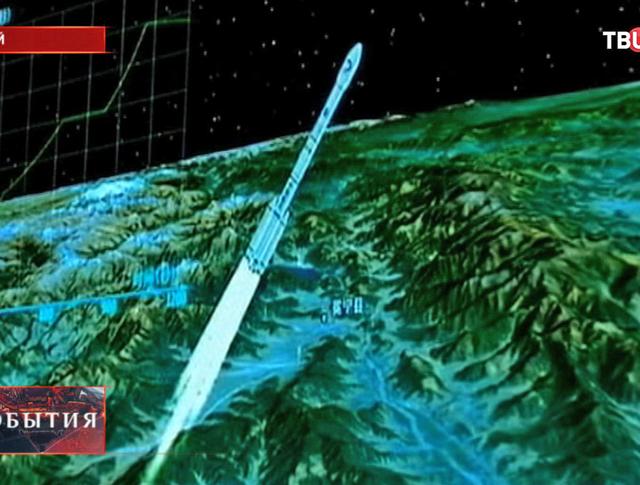 Запустк к Луне беспилотный аппарат Chang'e-4