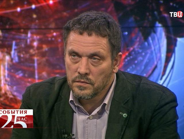 Журналист и политолог Максим Шевченко