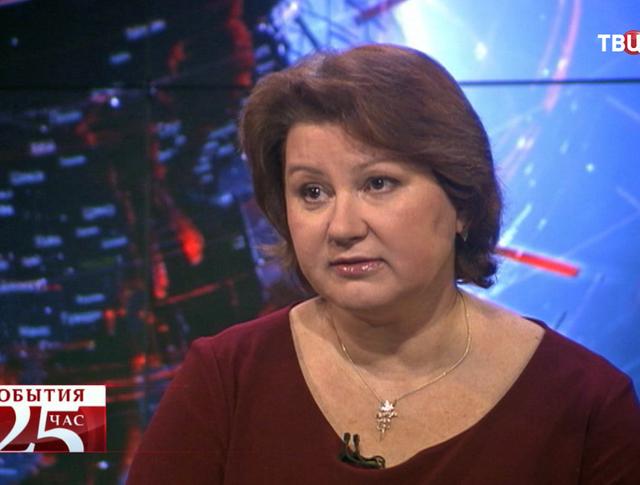 Светлана Криворучко, доктор экрнрмических наук, профессор Финансового университета при правительстве РФ