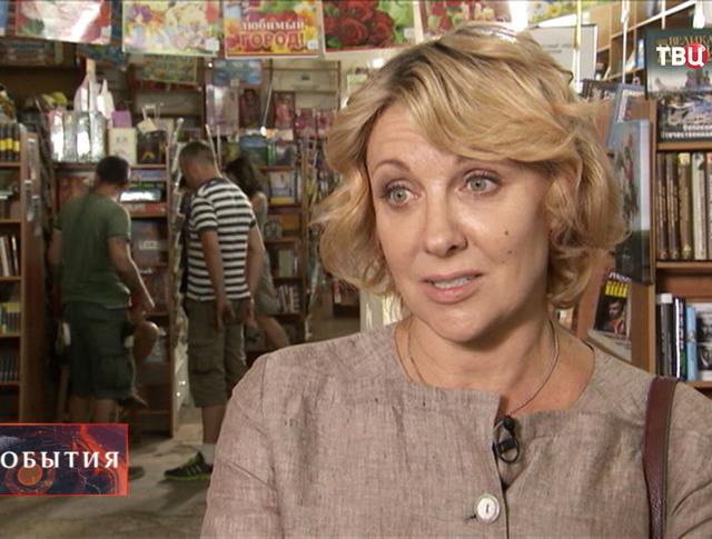 Народная артистка России Елена Яковлева