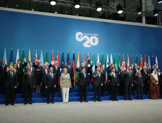 Саммит G20 в Австралии