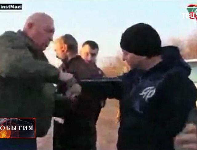 ДНР и Киев обменялись военнопленными