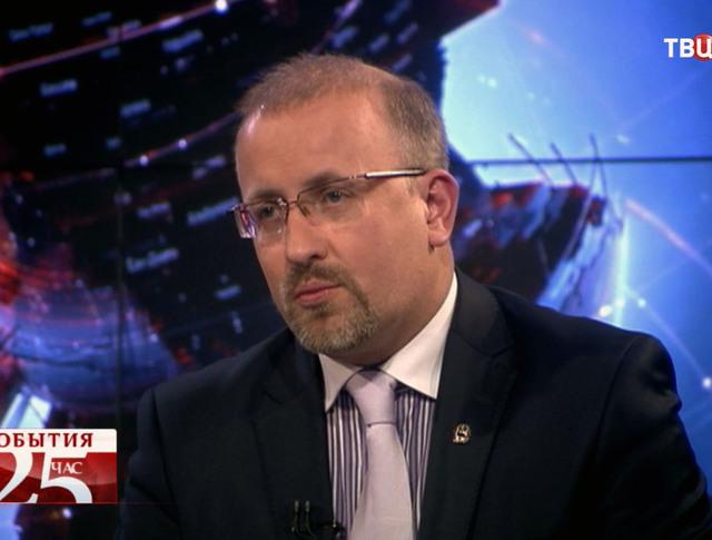 Александр Каньшин, президент Национальной ассоциации объединений офицеров запаса Вооружённых сил РФ