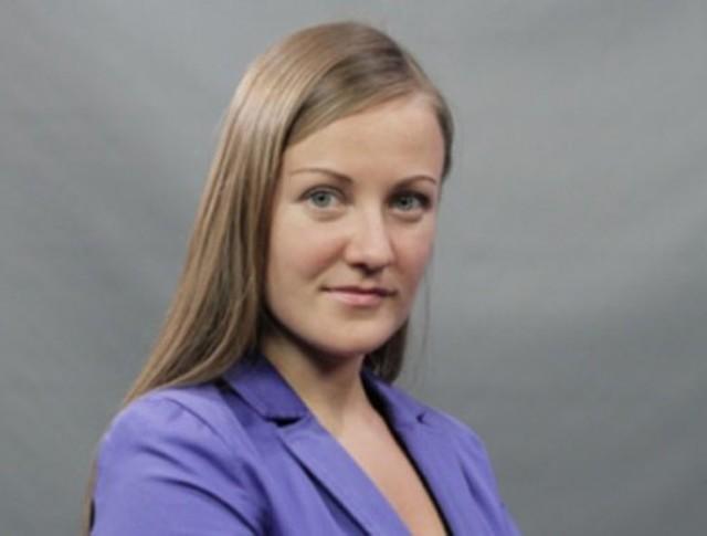 Журналистка Евгения Змановская