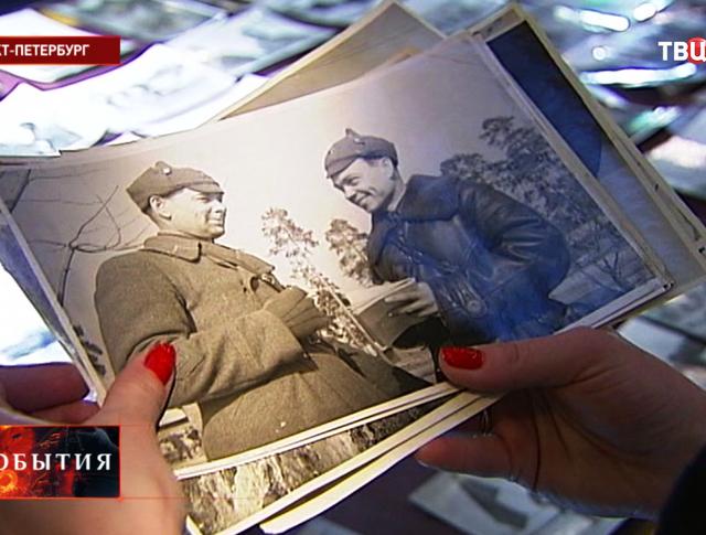 Фотография времен советско-финской войны