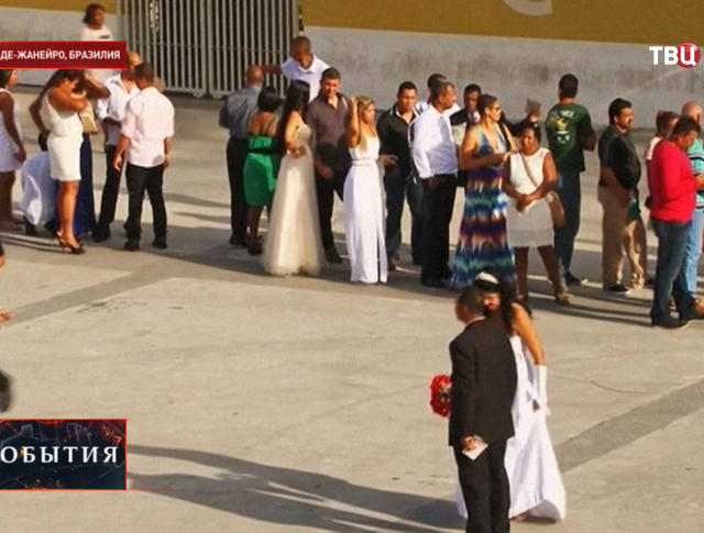 Свадьбы в Рио-де-Жанейро
