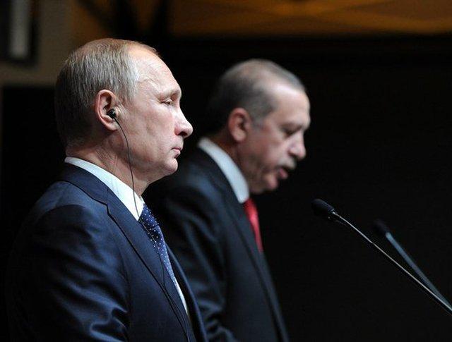 Путин принял Эрдогана. Самое интересное осталось за кулисами переговоров