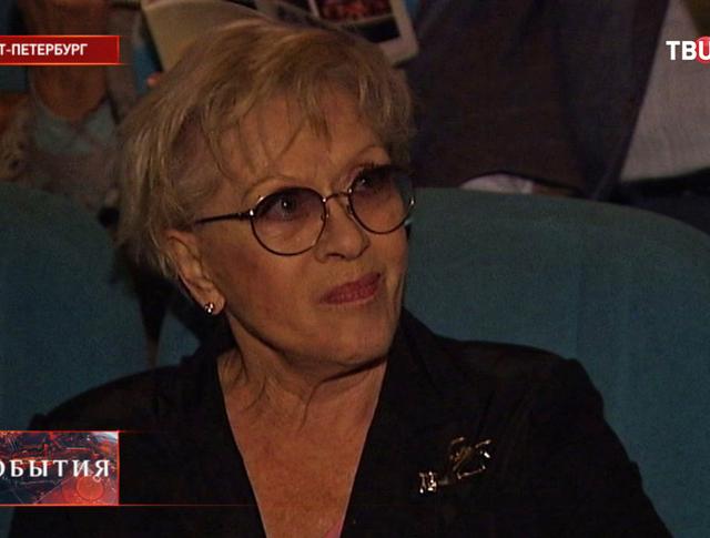 Народная артистка СССР, лауреат Государственной премии России Алиса Фрейндлих