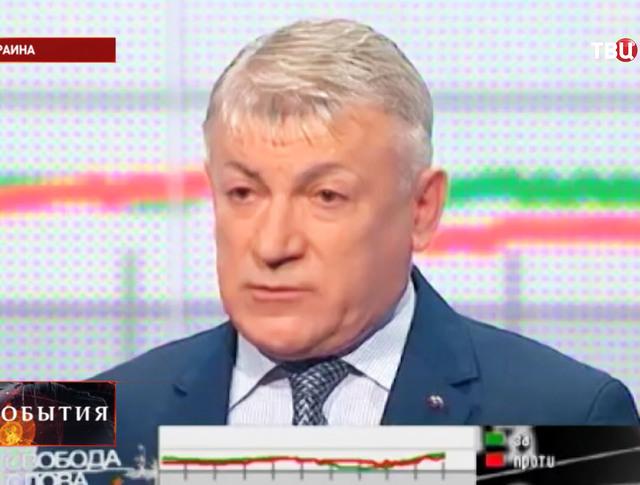 Начальник СУ СБУ Василий Вовк
