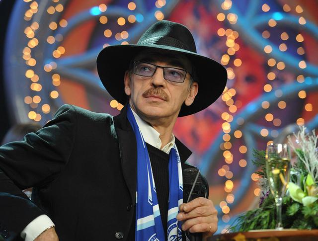 Актёр Михаил Боярский