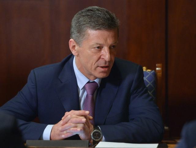 Дмитрий Козак