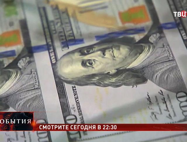 """Смотрите в 22:30 специальный репортаж """"Курсом доллара"""""""