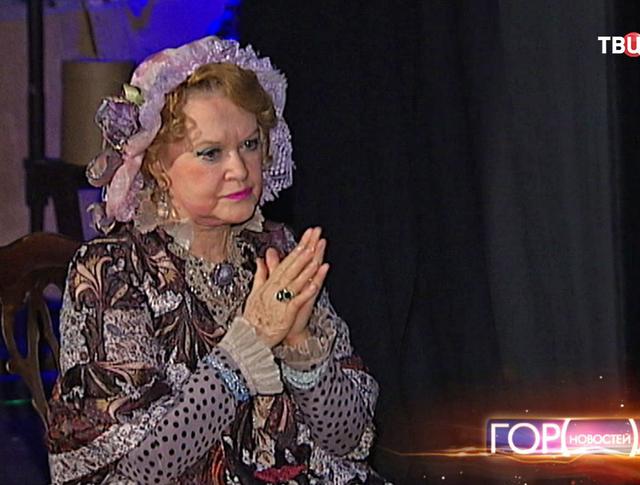 Народная артистка РСФСР Валентина Талызина