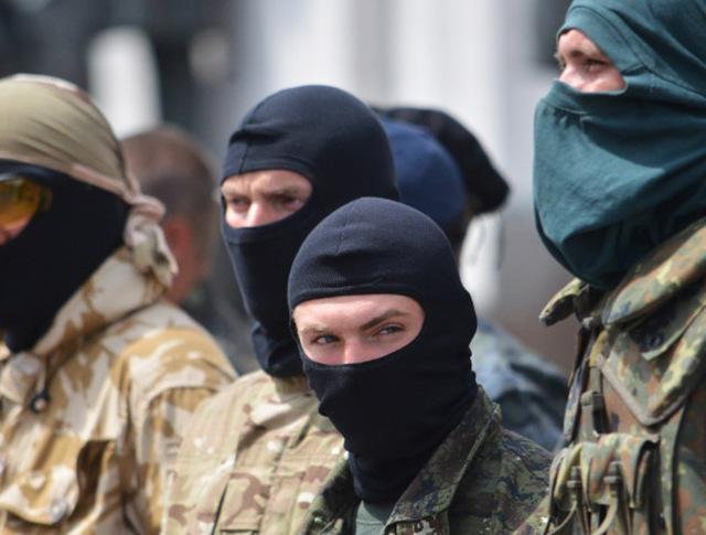 Украинский карательный батальон