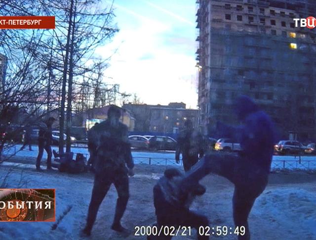 "Избиение активистов ""СтопХама"""