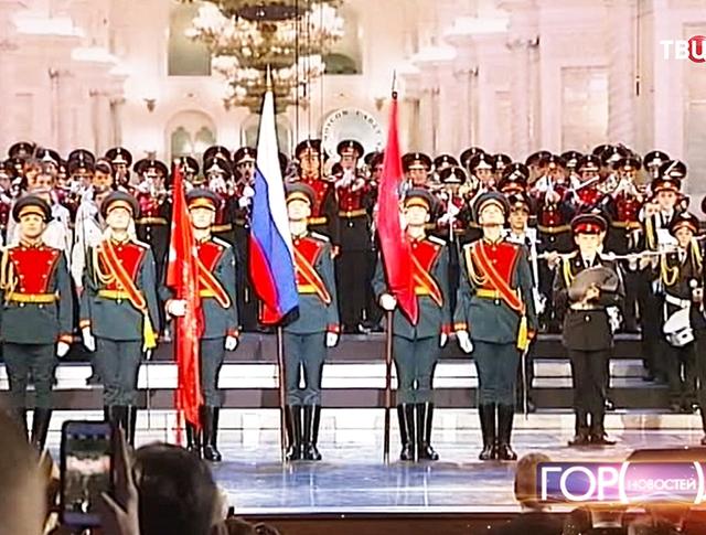 Первый Московский кадетский фестиваль