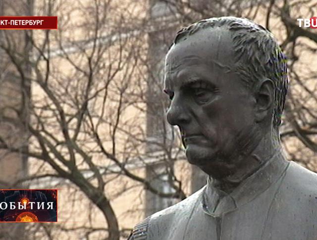 Памятник Анатолия Собчака