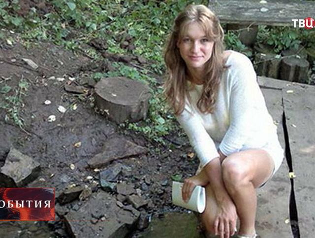 Погибшая биатлонистка Алина Якимкинкова