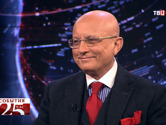 Сергей Караганов, декан факультета мировой экономики и мировой политики НИУ ВШЭ