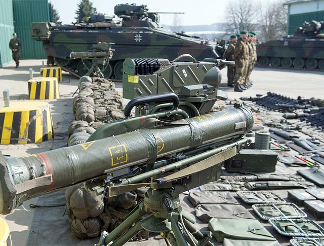 Оружие немецкой армии