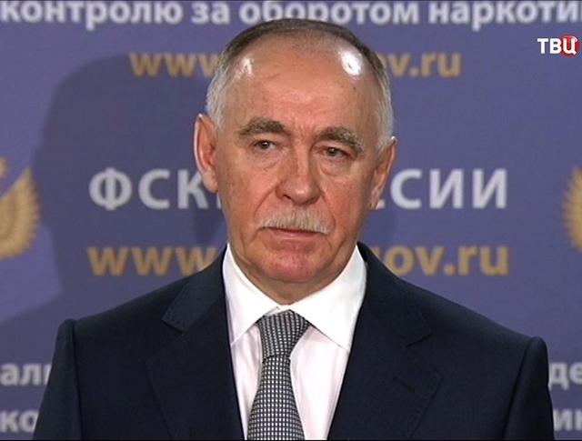 Глава ФСКН Виктор Иванов