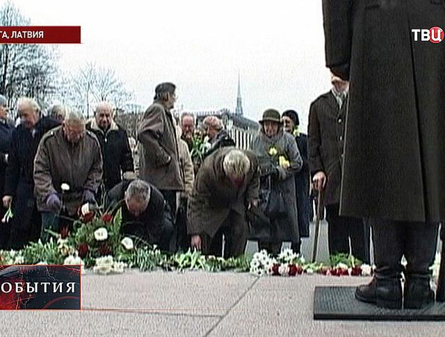 Марш ветеранов СС