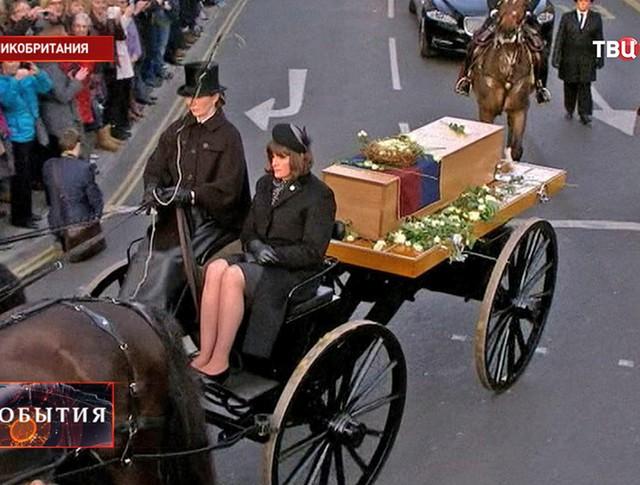 Перезахоронение останков Ричарда III