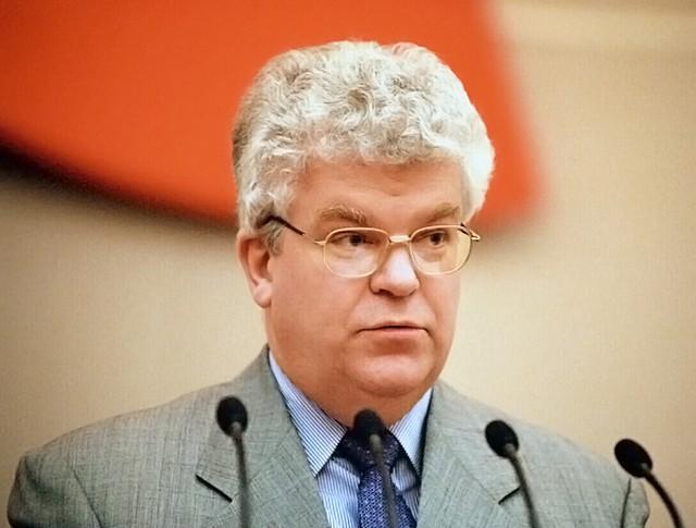Постпред РФ при ЕС Владимир Чижов
