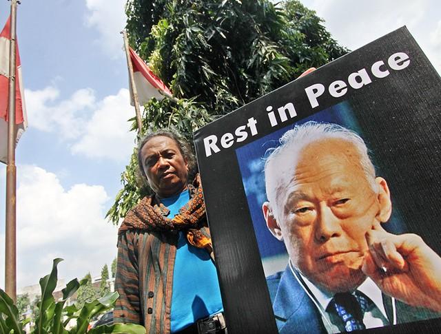 Скончался первый премьер-министр Сингапура Ли Куан Ю